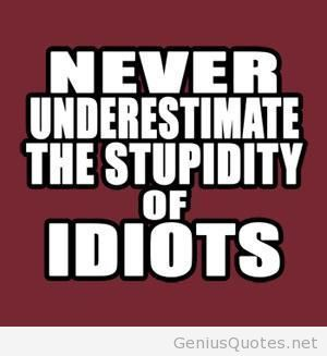 Stupidity-of-idiots-quotes