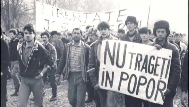 Timișoara, decembrie 1989: Nicolae Ceaușescu a ordonat deschiderea focului