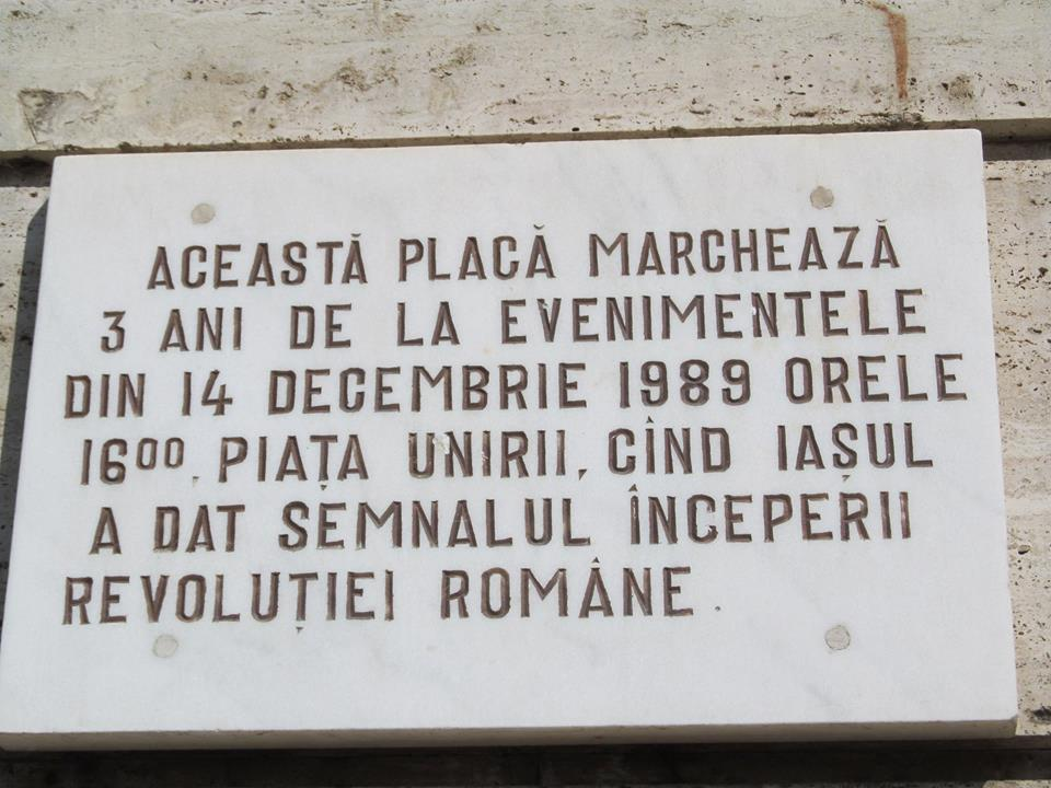 """Profesor Vasile Lupașcu, fost director al Școlii nr. 43 """"D. Sturdza"""": """"O mărturie despre 14 decembrie 1989 la Iași"""""""