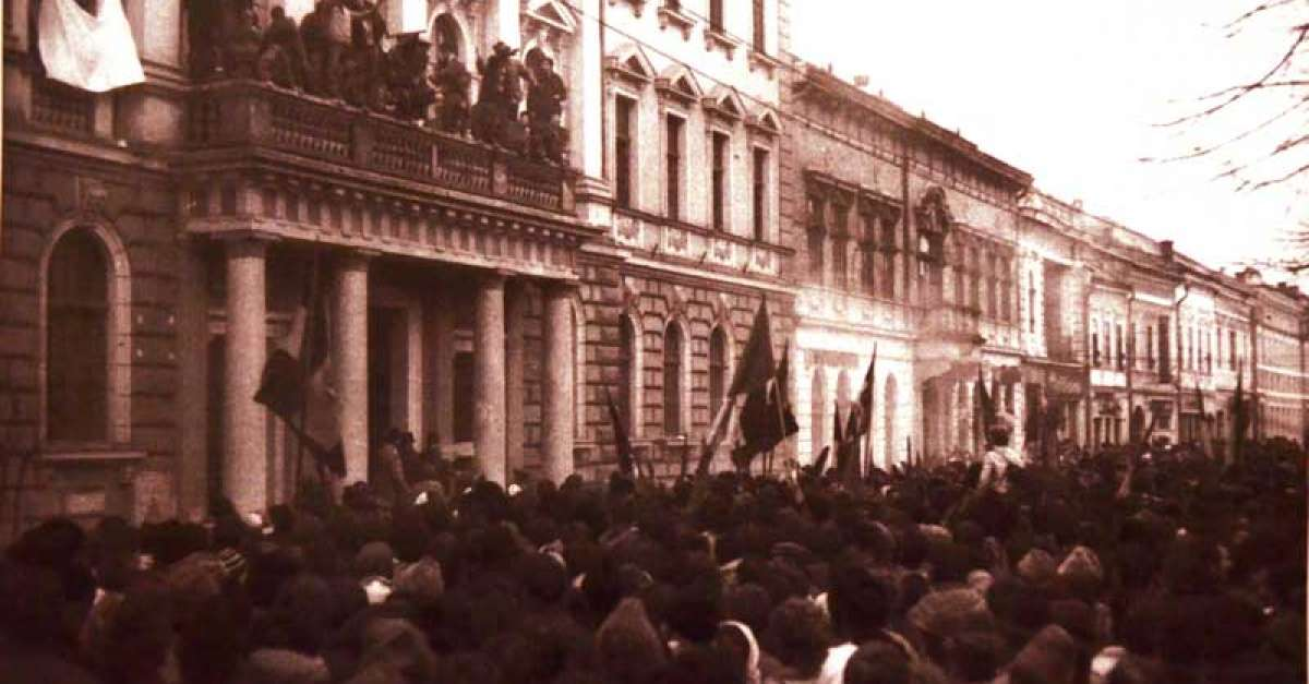 """Revoluția din'89 la Sighet. Martor ocular: """"Col. Medruţ a fost obligat să se aşeze în genunchi şi să rostească """"Tatăl nostru"""""""