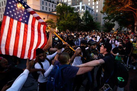 """Grigore Culian, jurnalist, despre evenimentele din SUA: """"Stânga se teme foarte tare că președintele Donald Trump va câștiga al doilea mandat """""""