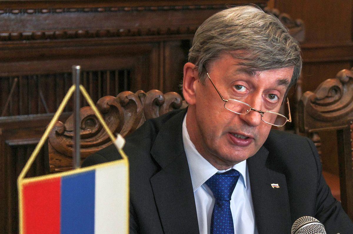 Interviu cu ambasadorul Rusiei la București, Valeri Kuzmin, privind votulconstituțional