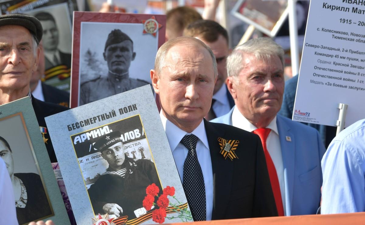 Vladimir Putin: 75 de ani de la Marea Victorie. Răspunderea noastră comună față de istorie șiviitor