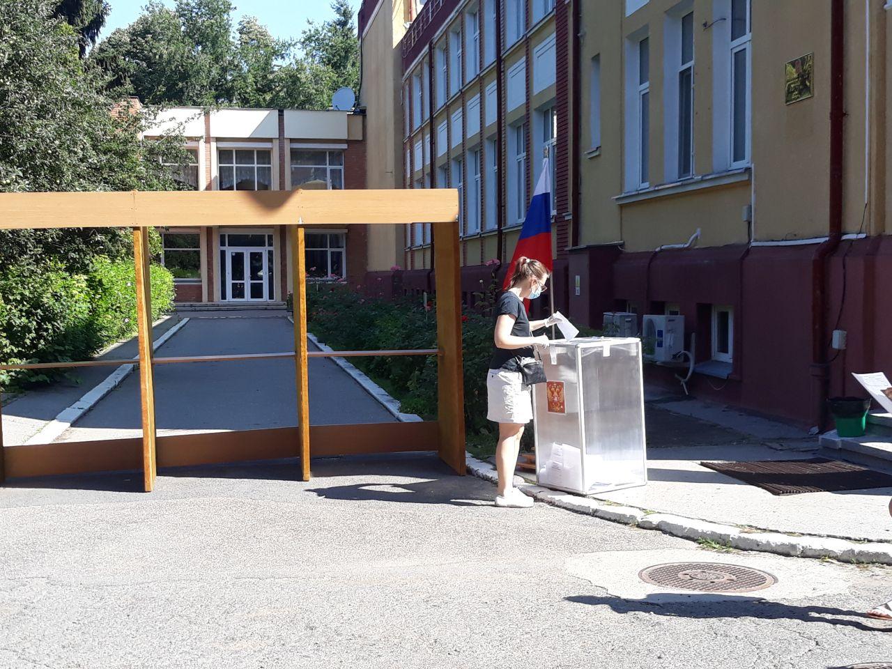 Rușii scriu istorie. Vot pentru modificarea Constituției Federației Ruse. Cum a decurs votul la București